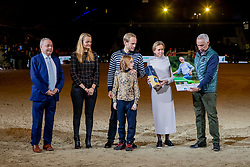 Family Tom Ryckewaert<br /> Jumping Mechelen 2019<br /> © Hippo Foto - Dirk Caremans<br />  26/12/2019