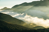 Watching coastal fog slowly roll into Topanga Canyon is incredible, it's peaceful, and it is for sale.