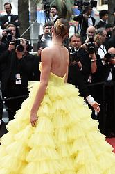 May 22, 2019 - Cannes, France - 72eme Festival International du Film de Cannes. Montée des marches du film ''Roubaix, une lumiere (Oh Mercy!)''. 72th International Cannes Film Festival. Red Carpet for ''Roubaix, une lumiere (Oh Merci!)'' movie.....239728 2019-05-22  Cannes France.. Liz, Fernanda (Credit Image: © L.Urman/Starface via ZUMA Press)