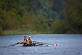 Rowing Double Scull