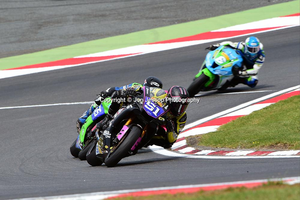 #51 Brayden Elliott Australia PacedayZ Trackdays Yamaha Pirelli National Superstock 1000 Championship