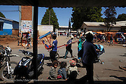 Street scenes and the exterior Antsirabe Hospital. Antsirabe Clinic Project sponsored by the Swedish Postal Code lottery. Madagascar. September 2015.<br /> (Operation Smile Photographer &ndash; Zute Lightfoot)