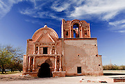 Tumacácori Mission in southern Arizona. Missoula Photographer