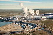 OCI Chemical, Trona Mine, Soda Ash production, Green River, WY