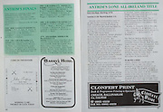 All Ireland Senior Hurling Championship Final,.03.09.1989, 09.03.1989, 3rd September 1989, .Antrim v Tipperary, .03091989AISHCF,.Tipperary 4-24, Antrim 3-9,..Barry's Hotel, Clonfert Print,