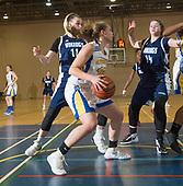 Basketball, Womens,  Playoff Win
