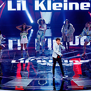 NLD/Hilversum/20180216 - Finale The voice of Holland 2018, Lil Kleine