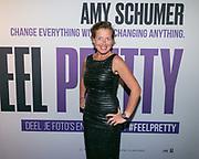 Nederlandse premiere van de film I Feel Pretty bij Pathe ArenA. Op de foto: Kristel Zweers