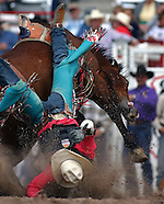 2004 Cheyenne Frontier Days, Rodeo, Frontier Park, Cheyenne, WY, July 2004