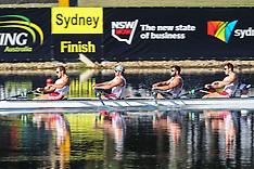 Saturday - Australian Open Finals