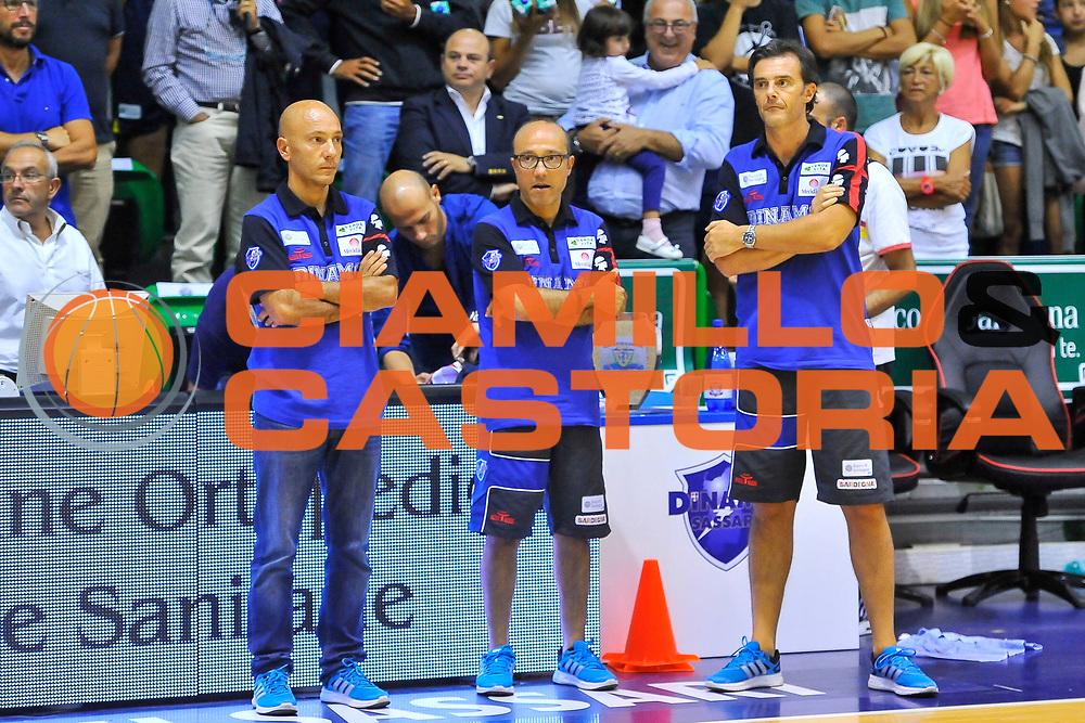 DESCRIZIONE : Torneo Citt&agrave; di Sassari &quot;Mim&igrave; Anselmi&quot; Dinamo Banco di Sardegna Sassari - Galatasaray<br /> GIOCATORE : Stefano Sardara Carlo Sardara Gian Mario Dettori<br /> CATEGORIA : Presidente <br /> SQUADRA : Dinamo Banco di Sardegna Sassari<br /> EVENTO :  Torneo Citt&agrave; di Sassari &quot;Mim&igrave; Anselmi&quot; <br /> GARA : Dinamo Banco di Sardegna Sassari - Galatasaray<br /> DATA : 14/09/2014<br /> SPORT : Pallacanestro <br /> AUTORE : Agenzia Ciamillo-Castoria / Luigi Canu<br /> Galleria : Precampionato 2014/2015<br /> Fotonotizia : Torneo Citt&agrave; di Sassari &quot;Mim&igrave; Anselmi&quot; Dinamo Banco di Sardegna Sassari - Galatasaray<br /> Predefinita :
