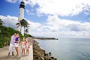 Monteiro's Family @ Bill Baggs Cape Florida State Park