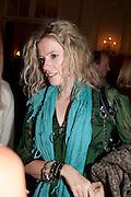 Imogen Edwards-Jones - book launch party for ' Hospital Confidential' Mandarin Oriental Hyde Park, 66 Knightsbridge, London, 11 May 2011. <br />  <br /> -DO NOT ARCHIVE-© Copyright Photograph by Dafydd Jones. 248 Clapham Rd. London SW9 0PZ. Tel 0207 820 0771. www.dafjones.com.