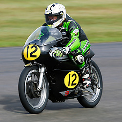 GOODWOOD REVIVAL....Ian Bain during qualifying for the weekend races...(c) STEPHEN LAWSON | SportPix.org.uk