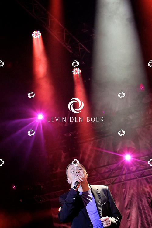 LIESHOUT - Op het festivalterrein van Bavaria Open Air trad dit jaar UB40 op. FOTO LEVIN DEN BOER - PERSFOTO.NU