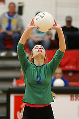 10/16/18 HS VB RCB vs. Charleston Catholic