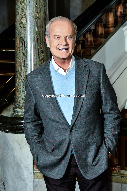 Kelsey Grammer of Man of La Mancha at London Coliseum on 19 Feb 2019, London, UK.