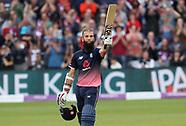 England v West Indies - 3rd ODI - 24 Sep 2017