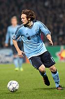 FOOTBALL - UEFA CHAMPIONS LEAGUE 2011/2012 - GROUP STAGE - GROUP D - OLYMPIQUE LYONNAIS v AJAX AMSTERDAM - 22/11/2011 - PHOTO EDDY LEMAISTRE / DPPI - DALEY BLIND (AJAX)