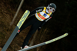 Anna Rupprecht of Germany competes during Team Competition at Day 2 of World Cup Ski Jumping Ladies Ljubno 2019, on February 9, 2019 in Ljubno ob Savinji, Slovenia. Photo by Matic Ritonja / Sportida