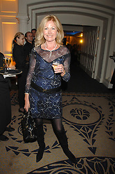 DEBBIE MOORE at the Veuve Clicquot Business Woman Award held at The Berkeley Hotel, London on 8th April 2008.<br />