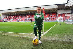 Mascot- Mandatory by-line: Nizaam Jones/JMP - 27/04/2019 - FOOTBALL - Ashton Gate - Bristol, England - Bristol City v Derby County - Sky Bet Championship