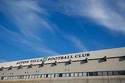 General View outside Villa park - Photo mandatory by-line: Rogan Thomson/JMP - 07966 386802 - 07/04/2015 - SPORT - FOOTBALL - Birmingham, England - Villa Park - Aston Villa v Queens Park Rangers - Barclays Premier League.