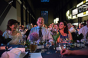 JOHN WHITTINGDALE, BETTANY HUGHES,, The £100,000 Art Fund Prize for the Museum of the Year,   Tate Modern, London. 1 July 2015