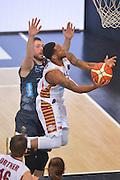 Marquez Haynes<br /> Dolomiti Energia Aquila Basket Trento - Umana Reyer Venezia<br /> Lega Basket Serie A 2016/2017<br /> PalaTrento 05/02/2017<br /> Foto Ciamillo-Castoria