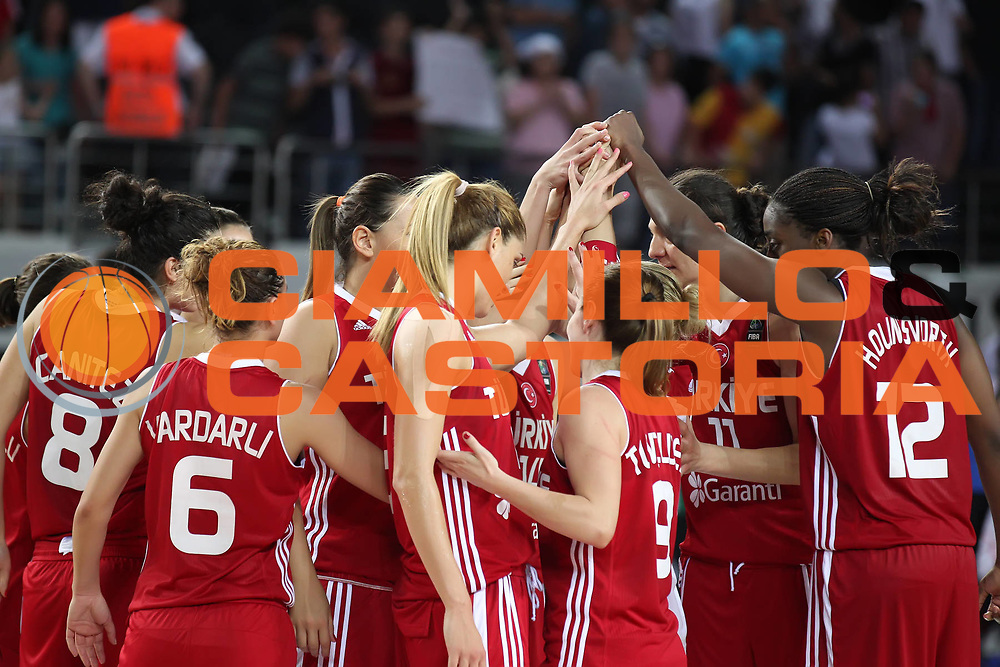 DESCRIZIONE : Ankara Turkey FIBA Olympic Qualifying Tournament for Women 2012 Puerto Rico Turkey Porto Rico Turchia<br /> GIOCATORE : <br /> SQUADRA : Turkey Turchia<br /> EVENTO :  FIBA Olympic Qualifying Tournament for Women 2012<br /> GARA : Puerto Rico Turkey Porto Rico Turchia<br /> DATA : 25/06/2012<br /> CATEGORIA : <br /> SPORT : Pallacanestro <br /> AUTORE : Agenzia Ciamillo-Castoria/ElioCastoria<br /> Galleria : FIBA Olympic Qualifying Tournament for Women 2012<br /> Fotonotizia : Ankara Turkey FIBA Olympic Qualifying Tournament for Women 2012 Puerto Rico Turkey Porto Rico Turchia<br /> Predefinita :