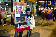 Freakfest 2014 was held , Saturday, Nov. 1, 2014, on State Street in Madison, Wisconsin. Steve Apps--State Journal.