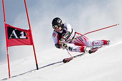13.10.2010, Hintertuxer Gletscher, Tux, AUT, OeSV Alpin Herren, Riesentorlauf Qualifikationslaeufe, im Bild Romed Baumann. EXPA Pictures © 2010, PhotoCredit: EXPA/ J. Groder