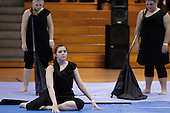 East Central Winterguard - Hancock Show
