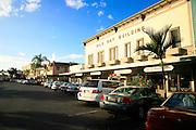 Kamehameha Street, Hilo, Island of Hawaii