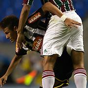 Young Brazilian player Neymar, in action for Santos during the Fluminense V Santos, Futebol Brasileirao  League match in Rio de Janeiro, Santos won the match 3-0. Rio de Janeiro Brazil. 6th October 2010. Photo Tim Clayton.