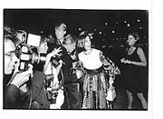 Peggy Seigal 'The film' June 23rd 1993© Copyright Photograph by Dafydd Jones 66 Stockwell Park Rd. London SW9 0DA Tel 020 7733 0108 www.dafjones.com