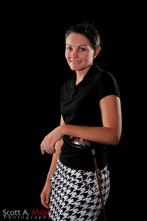 Leanne Bowditch of Australia during a portrait shoot prior to the LPGA Futures Tour's Daytona Beach Invitational at LPGA International's Championship Courser on March 29, 2011 in Daytona Beach, Florida... ©2011 Scott A. Miller