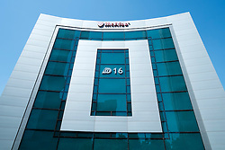McAfee building in Dubai Internet City in United Arab Emirates UAE