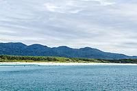 Praia da Barra da Lagoa. Florianópolis, Santa Catarina, Brazil. / Barra da Lagoa Beach. Florianopolis, Santa Catarina, Brazil.