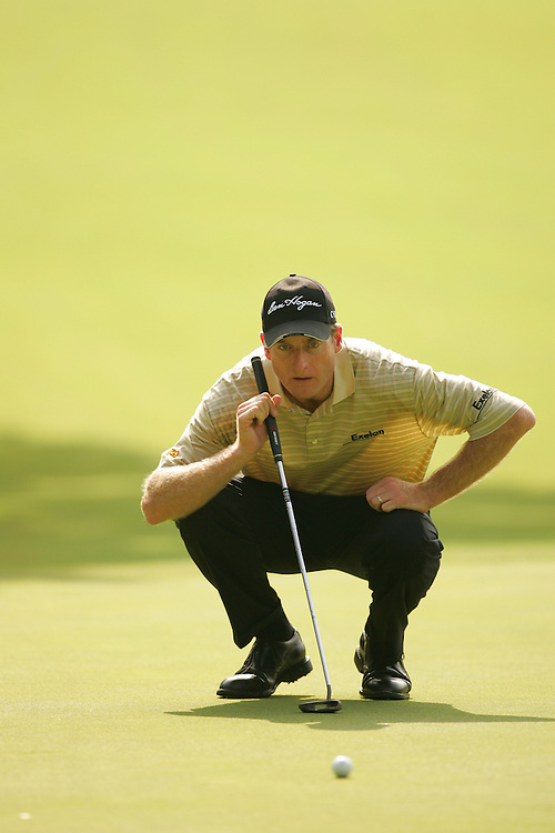 Jim Furyk.2005 Colonial Invitational.Second Round.Colonial Country Club.Fort Worth, TX.Friday, May 20 2005..05-20-05..photograph by Darren Carroll.