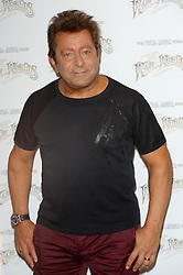 Jeff Wayne attends launch of Musical Version of The War of the Worlds, London, United Kingdom. Friday, 28th February 2014. Picture by Chris Joseph / i-Images