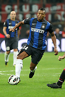 "Fredy Guarin Inter<br /> Milano 07/10/2012 Stadio ""San Siro""<br /> Football Calcio Serie A 2012/13<br /> Milan v Inter<br /> Foto Insidefoto Paolo Nucci"
