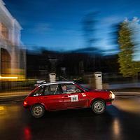 Car 39 Rod Hanson / Clare Grove