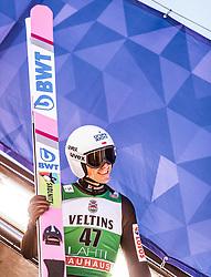 10.02.2019, Salpausselkae Hill, Lahti, FIN, FIS Weltcup Ski Sprung, Herren, im Bild Piotr Zyla (POL) // Piotr Zyla of Poland during the men's FIS Ski Jumping World Cup at the Salpausselkae Hill in Lahti, Finland on 2019/02/10. EXPA Pictures © 2019, PhotoCredit: EXPA/ JFK