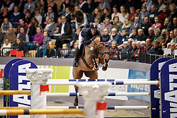 Brinkop Kendra Claricia, GER, Verdinale<br /> Prize of Performance Sales International<br /> FEI World Cup Neumünster - VR Classics 2017<br /> © Hippo Foto - Stefan Lafrentz