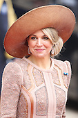 MAXIMA QUEEN OF THE NETHERLANDS IN PARIS