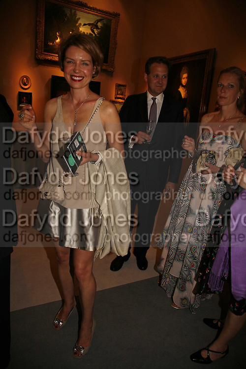 Mrs. Leonardo Giangreco, Harry Hampson and Rachel Hampson, Gala champagne reception and dinner in aid of CLIC Sargent.  Grosvenor House Art and Antiques Fair.  Grosvenor House. Park Lane. London. 14 June 2006. ONE TIME USE ONLY - DO NOT ARCHIVE  © Copyright Photograph by Dafydd Jones 66 Stockwell Park Rd. London SW9 0DA Tel 020 7733 0108 www.dafjones.com