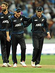 Hamilton-Cricket, New Zealand v Australia, 3rd ODI
