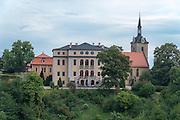 Schloss und Park Ettersburg bei Weimar, Thüringen, Deutschland | castle and Park Ettersburg near Weimar, Thuringia, Germany