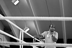 07.06.2011, Stanglwirt, Going, AUT, Wladimir Klitschko, Training, im Bild Emanuel Steward Trainer von Wladimir Klitschkoduring a training session at Hotel Stanglwirt, Going, Austria on 7/6/2011. EXPA Pictures © 2011, PhotoCredit: EXPA/ J. Groder